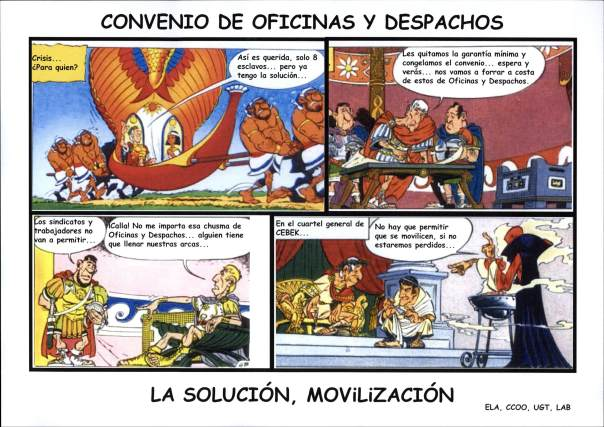Colectivo gfi norte ko enpresa batzordea comit de for Convenios colectivos oficinas y despachos